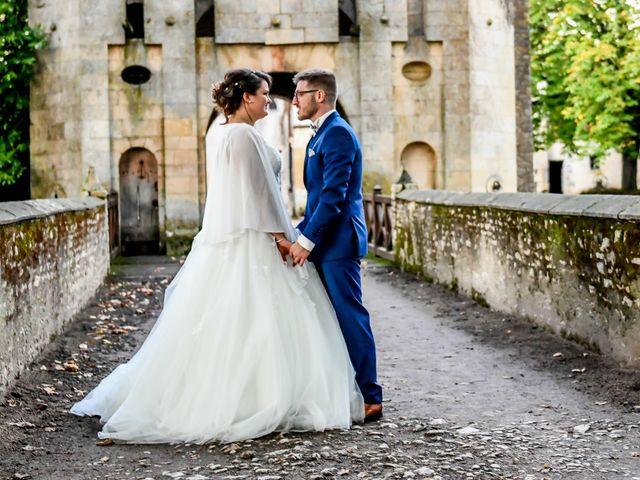 Le mariage de Guillaume et Sandra à Bourges, Cher 64