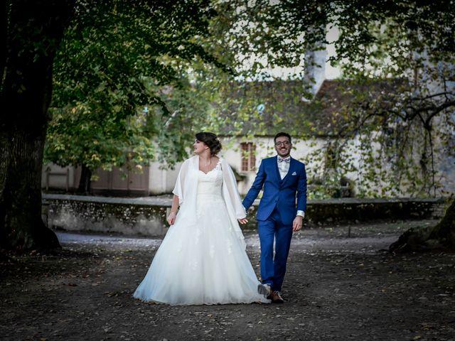 Le mariage de Guillaume et Sandra à Bourges, Cher 65