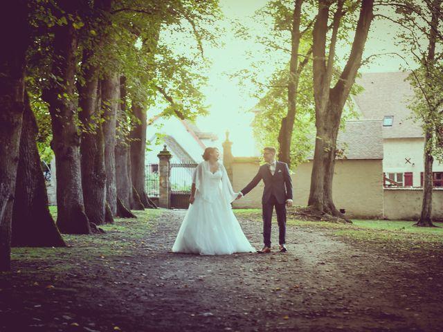 Le mariage de Guillaume et Sandra à Bourges, Cher 66