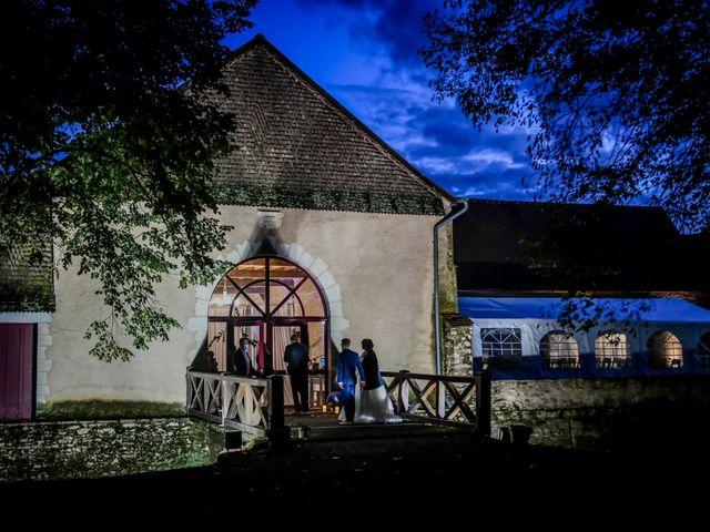 Le mariage de Guillaume et Sandra à Bourges, Cher 71