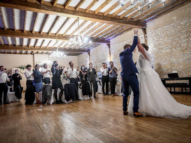 Le mariage de Guillaume et Sandra à Bourges, Cher 72