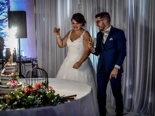 Le mariage de Guillaume et Sandra à Bourges, Cher 82