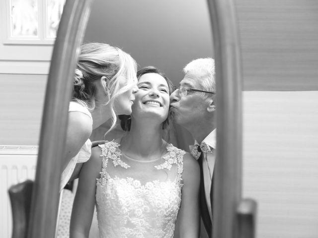 Le mariage de Romain et Anne Sophie à Varengeville-sur-Mer, Seine-Maritime 13
