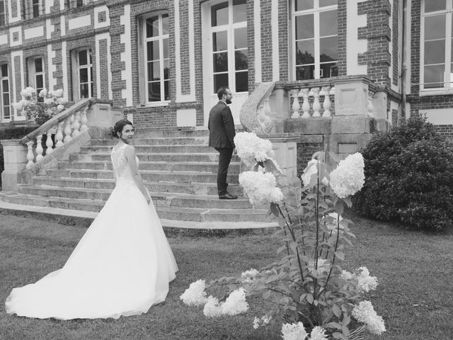 Le mariage de Romain et Anne Sophie à Varengeville-sur-Mer, Seine-Maritime 17