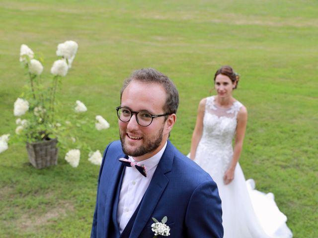 Le mariage de Romain et Anne Sophie à Varengeville-sur-Mer, Seine-Maritime 18