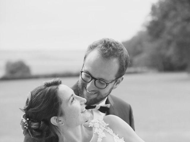 Le mariage de Romain et Anne Sophie à Varengeville-sur-Mer, Seine-Maritime 22