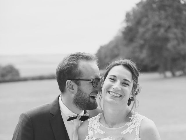 Le mariage de Romain et Anne Sophie à Varengeville-sur-Mer, Seine-Maritime 23