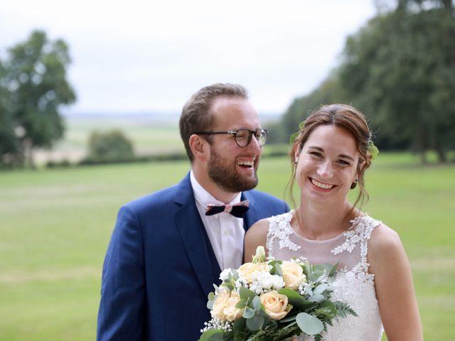 Le mariage de Romain et Anne Sophie à Varengeville-sur-Mer, Seine-Maritime 24