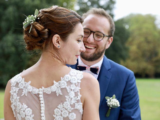 Le mariage de Romain et Anne Sophie à Varengeville-sur-Mer, Seine-Maritime 25