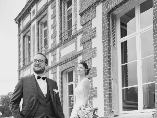 Le mariage de Romain et Anne Sophie à Varengeville-sur-Mer, Seine-Maritime 27