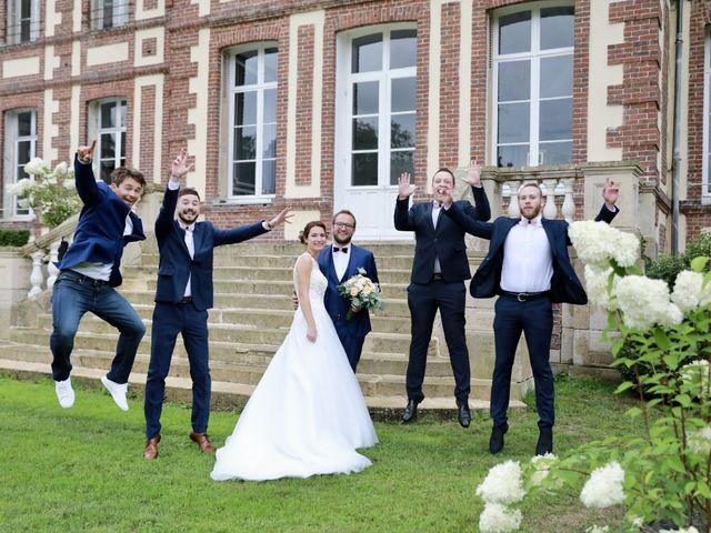 Le mariage de Romain et Anne Sophie à Varengeville-sur-Mer, Seine-Maritime 28