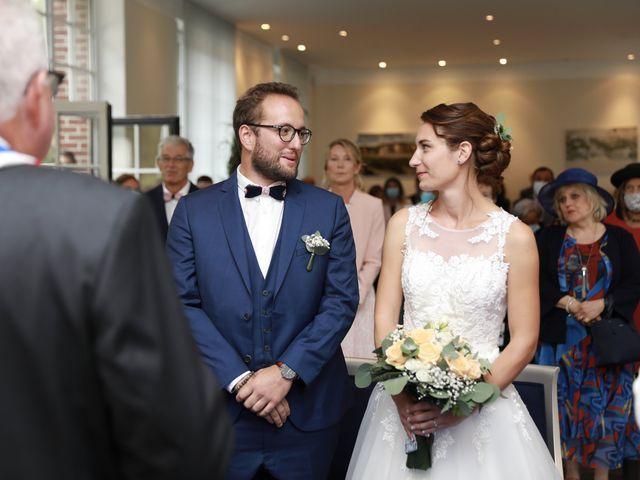 Le mariage de Romain et Anne Sophie à Varengeville-sur-Mer, Seine-Maritime 29