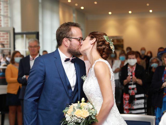 Le mariage de Romain et Anne Sophie à Varengeville-sur-Mer, Seine-Maritime 30