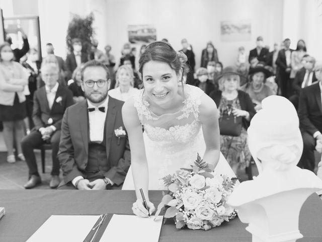 Le mariage de Romain et Anne Sophie à Varengeville-sur-Mer, Seine-Maritime 31