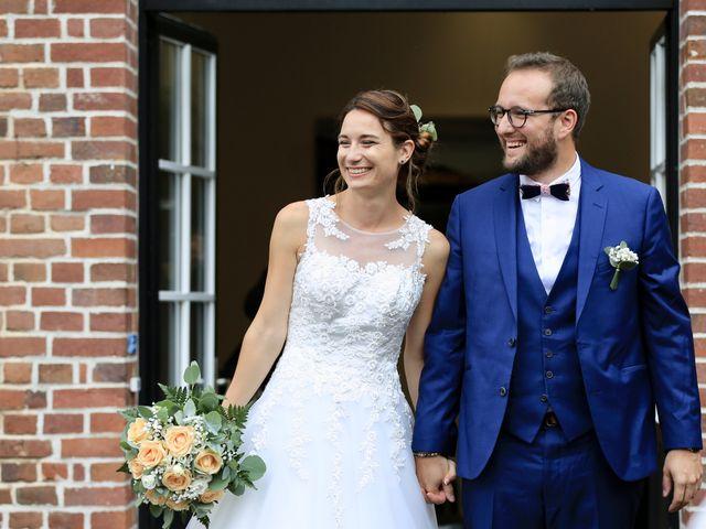 Le mariage de Romain et Anne Sophie à Varengeville-sur-Mer, Seine-Maritime 33