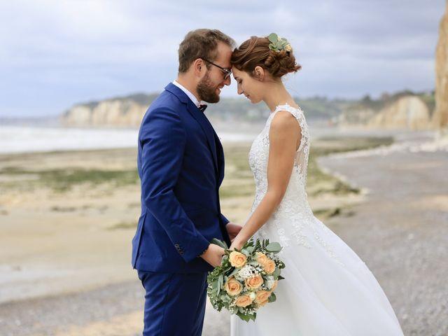 Le mariage de Romain et Anne Sophie à Varengeville-sur-Mer, Seine-Maritime 34