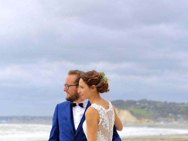 Le mariage de Romain et Anne Sophie à Varengeville-sur-Mer, Seine-Maritime 35