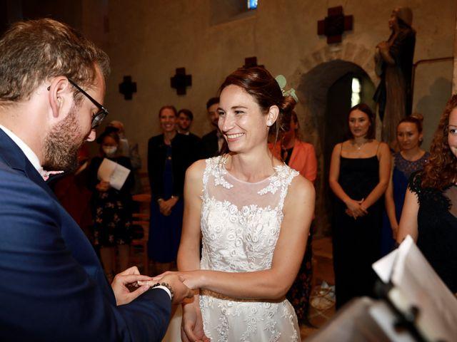Le mariage de Romain et Anne Sophie à Varengeville-sur-Mer, Seine-Maritime 44