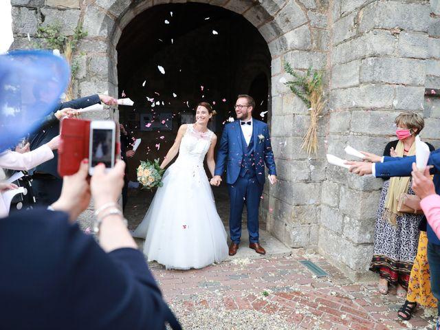 Le mariage de Romain et Anne Sophie à Varengeville-sur-Mer, Seine-Maritime 45