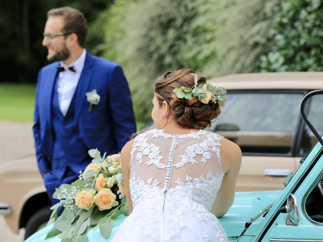 Le mariage de Romain et Anne Sophie à Varengeville-sur-Mer, Seine-Maritime 49
