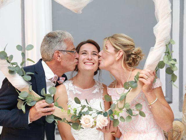 Le mariage de Romain et Anne Sophie à Varengeville-sur-Mer, Seine-Maritime 54