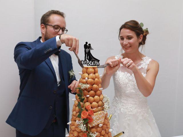 Le mariage de Romain et Anne Sophie à Varengeville-sur-Mer, Seine-Maritime 56