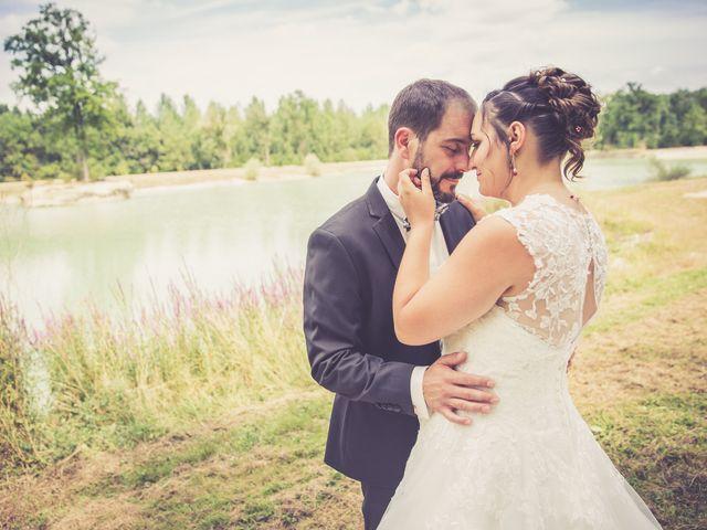Le mariage de Samuel et Solène à Boulages, Aube 10