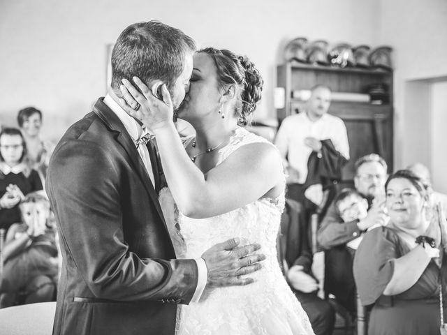 Le mariage de Samuel et Solène à Boulages, Aube 12