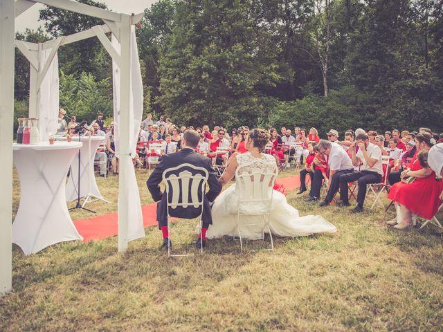Le mariage de Samuel et Solène à Boulages, Aube 13