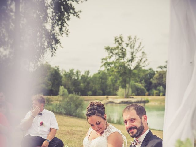 Le mariage de Samuel et Solène à Boulages, Aube 14
