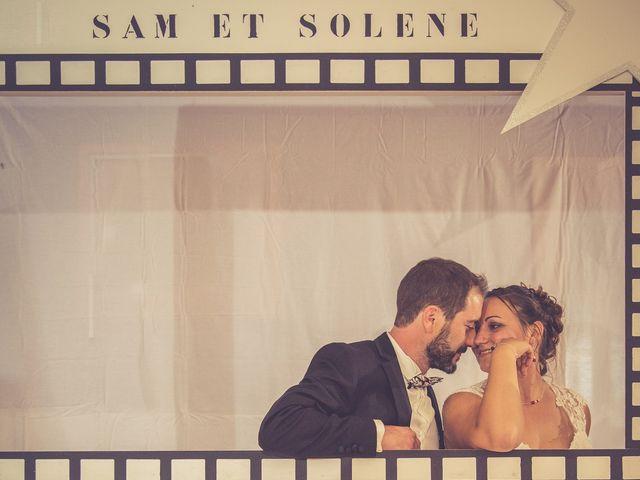 Le mariage de Samuel et Solène à Boulages, Aube 22