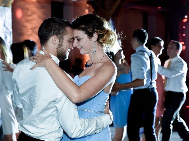Le mariage de Erwan et Maeva à Barraux, Isère 5