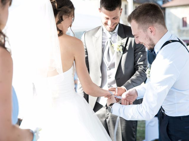 Le mariage de Erwan et Maeva à Barraux, Isère 15