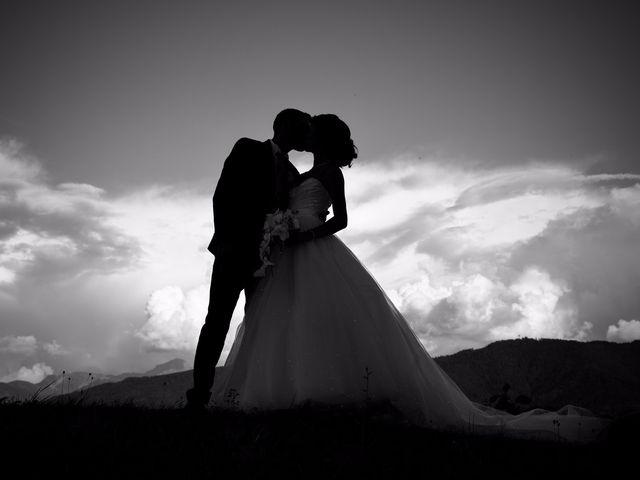 Le mariage de Erwan et Maeva à Barraux, Isère 20