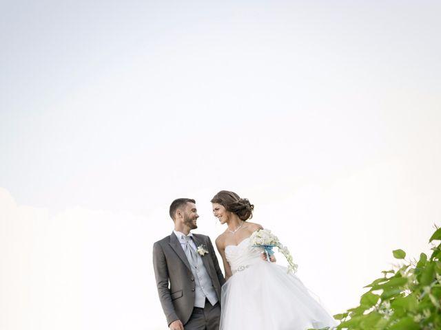 Le mariage de Erwan et Maeva à Barraux, Isère 21