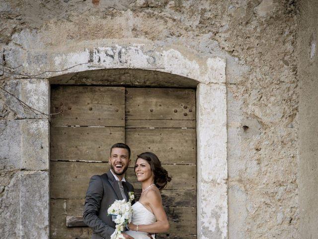Le mariage de Erwan et Maeva à Barraux, Isère 22