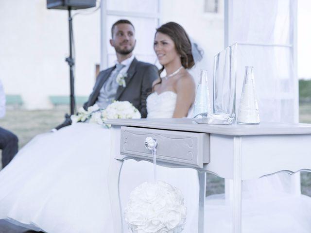 Le mariage de Erwan et Maeva à Barraux, Isère 26