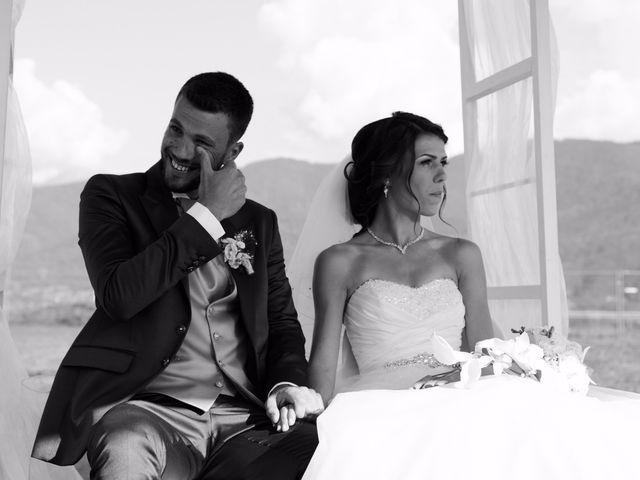 Le mariage de Erwan et Maeva à Barraux, Isère 27