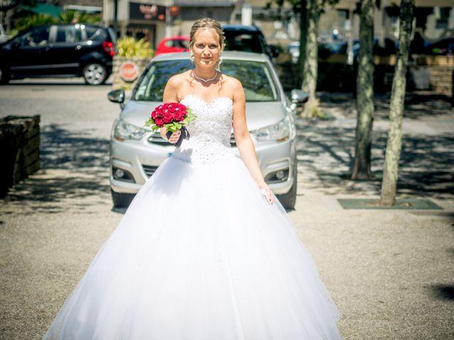 Le mariage de Nicolas et Lindsay à Guidel, Morbihan 4