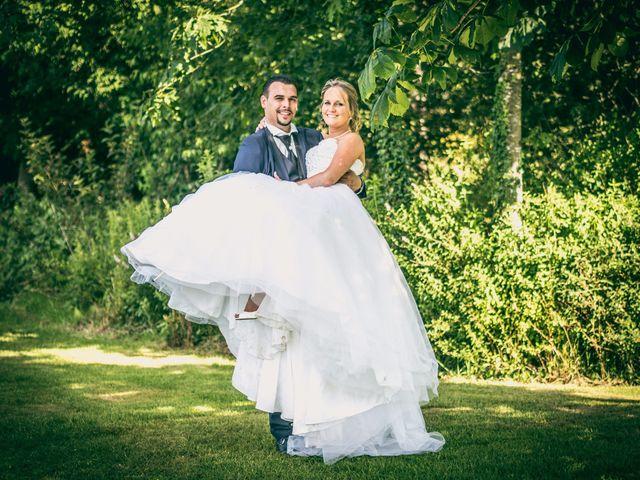 Le mariage de Nicolas et Lindsay à Guidel, Morbihan 6