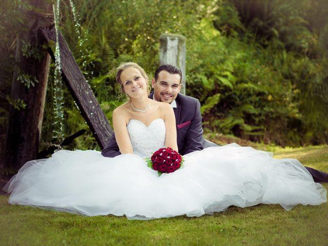 Le mariage de Nicolas et Lindsay à Guidel, Morbihan 9