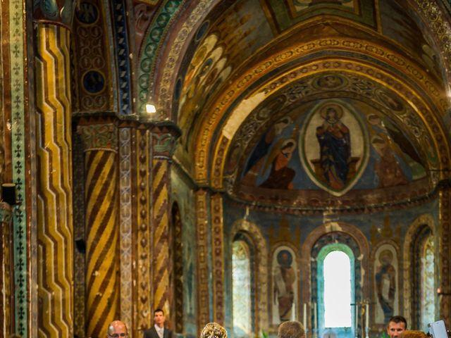 Le mariage de Ludovic et Alexandra à Civray, Vienne 18