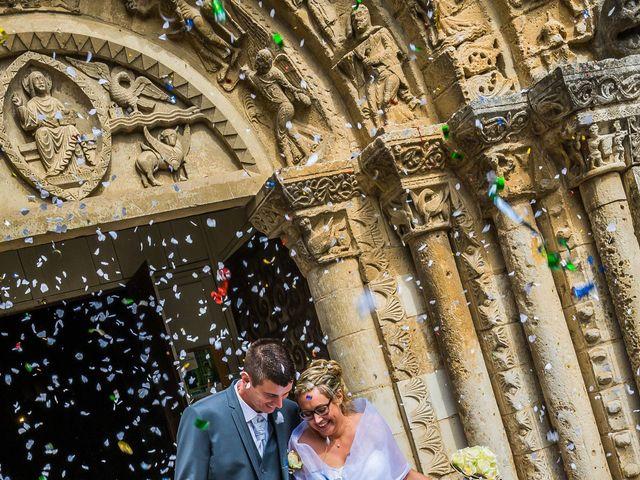 Le mariage de Ludovic et Alexandra à Civray, Vienne 21