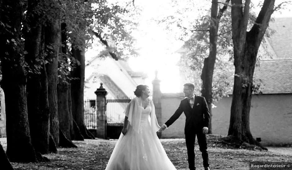 Le mariage de Guillaume et Sandra à Bourges, Cher