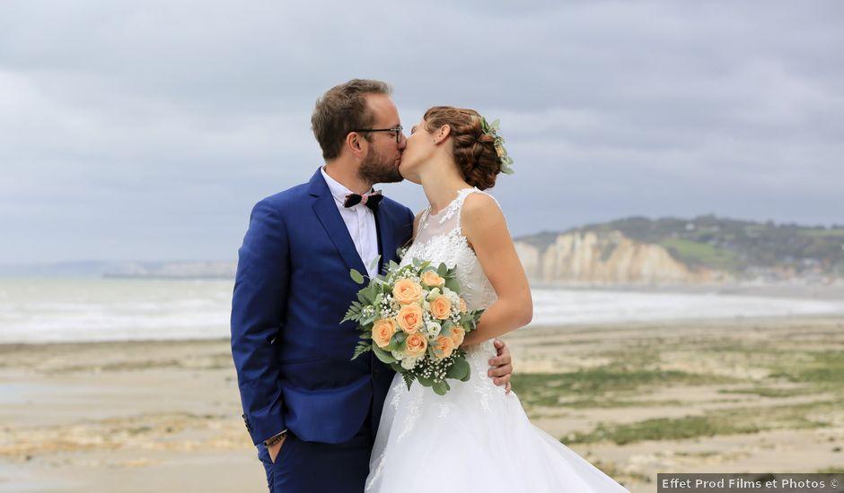 Le mariage de Romain et Anne Sophie à Varengeville-sur-Mer, Seine-Maritime