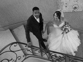 Le mariage de Marjorie  et Johan