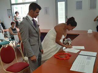 Le mariage de Emmanuelle et Jonathan 1