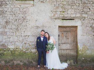 Le mariage de Etienne et Aurore