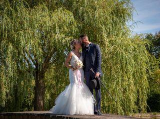 Le mariage de Jennifer et Benoit