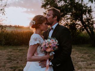Le mariage de Isabelle et Maxime